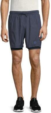 J. Lindeberg Logo Stretch Shorts