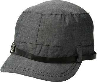Calvin Klein Chambray Cap w/ Buckle Band Caps