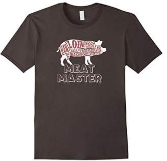 BBQ T-Shirt Meat Master