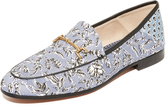 Sam Edelman Loraine Printed Loafers $120 thestylecure.com