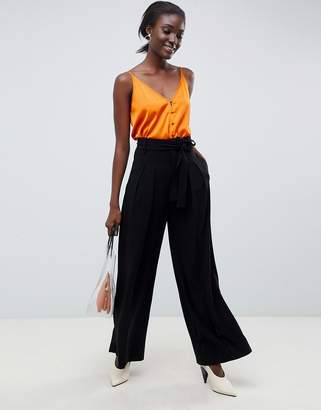 InWear Gerda Oversized Wide Leg Tailored Trousers