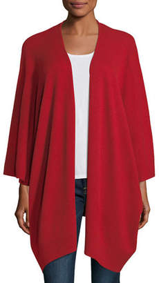 Neiman Marcus Cashmere Kimono Cardigan