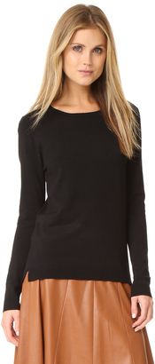 525 America Basic Crew Pullover $53 thestylecure.com