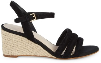 7b432223027 Cole Haan Suede Wedge - ShopStyle