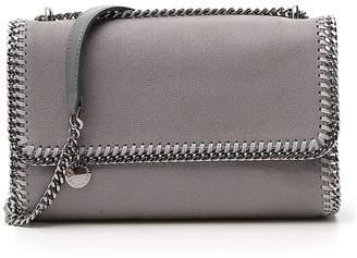Stella McCartney Falabella Chain Trimmed Crossbody Bag
