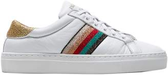 Palazzo Vii Amore Gold Sneaker