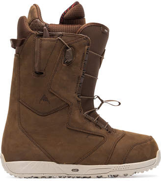 Red Wing Shoes Burton Ak Ion snowboarding boots