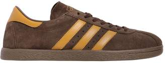 adidas Tobacco Suede & Leather Sneakers