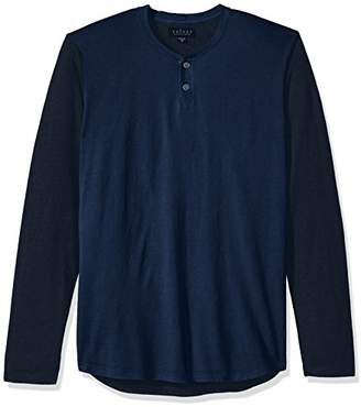 Velvet by Graham & Spencer Men's Seamus Long Sleeve Henley
