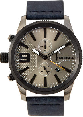 Diesel DZ4456 Blue Rasp Chrono 46 Watch