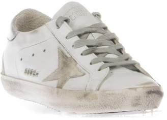 Golden Goose 20mm Superstar Leather Sneakers