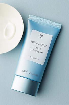 Thank You Farmer Sun Project Water Sun Cream SPF 50
