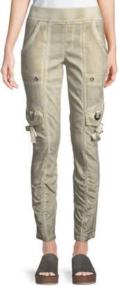 XCVI Adela Summer-Twill Cargo Pants