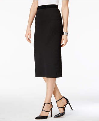 Alfani Midi Pencil Skirt