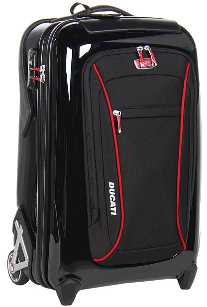 Tumi Ducati - Evoluzione International Carry-On (Track) - Bags and Luggage