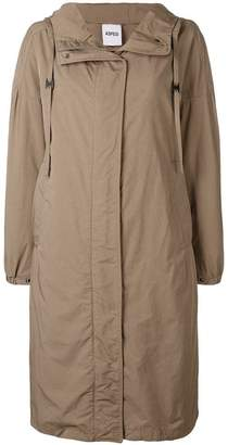 Aspesi long raincoat