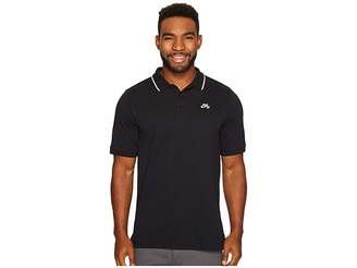 Nike SB SB Dry Polo Pique Tip Short Sleeve Men's Short Sleeve Pullover