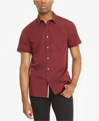Kenneth Cole Reaction Men's Metzger Cotton Shirt