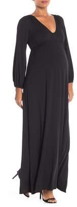 Rachel Pally Nikie Maxi Dress (Maternity)