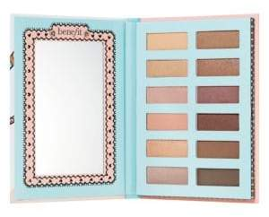 Benefit Cosmetics Vanity Flair Nude Eyeshadow Palette