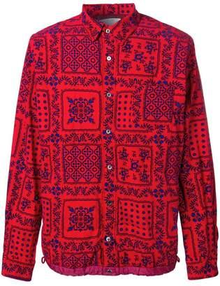 Sacai Reyn Spooner shirt