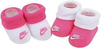 Nike Infant Futura Booties (2 Pair) (, 0-6 Months)