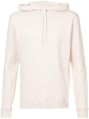 Saint Laurent classic hooded sweatshirt