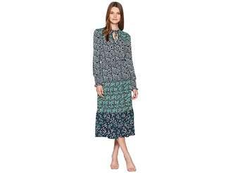 MICHAEL Michael Kors Three Print Ellip Dress