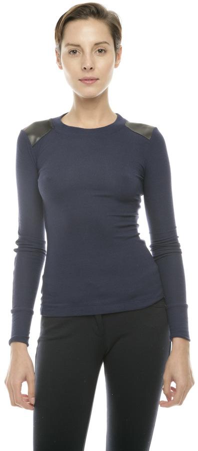 Maggie Ward Leather Commando