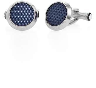 Montblanc Lacquer Inlay Cuff Links