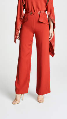 Dion Lee Folded Pocket Pants