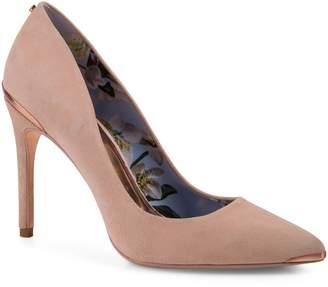 03acf99c44a Next Womens Ted Baker Camel Court Shoe