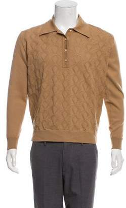 Marc Jacobs Wool Polo Sweater