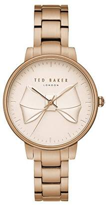 Ted Baker Women's 'Brook' Quartz Stainless-Steel-Plated Casual Watch