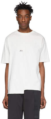 Oakley by Samuel Ross White Block T-Shirt