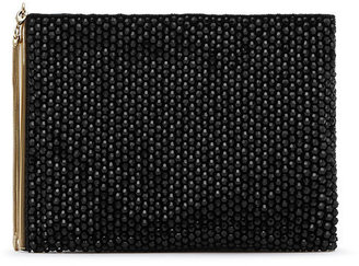 Cindy Embellish Beaded Clutch Bag $160 thestylecure.com