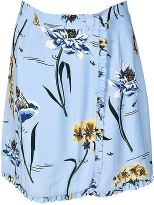 Markus Lupfer Under Water Flower Skirt