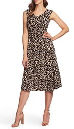 Chaus Animal Whimsy Dress