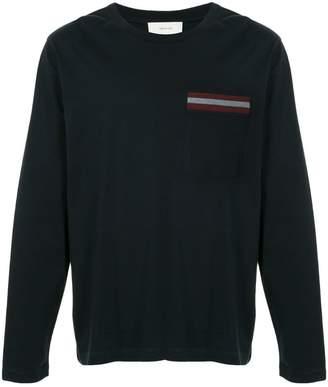 Cerruti patch pocket sweater