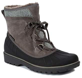 Bare Traps BareTraps Springer Faux Shearling Lined Waterproof Cold Weather Boot