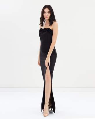Miss Selfridge Bandeau Prom Dress