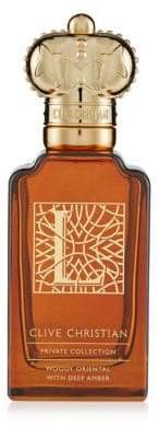 Clive Christian Private Collection L Masculine - Woody Oriental Fragrance/ 1.7 oz