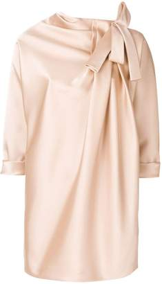 Marc Jacobs bow detail dress