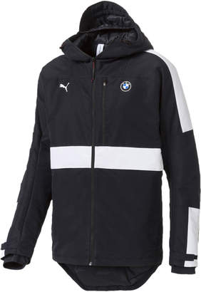 BMW MMS RCT Zip-Up Men's Hooded Jacket