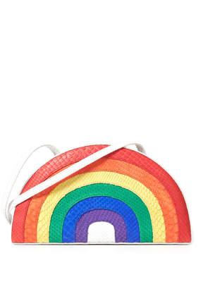 Veronica Beard Rainbow Clutch