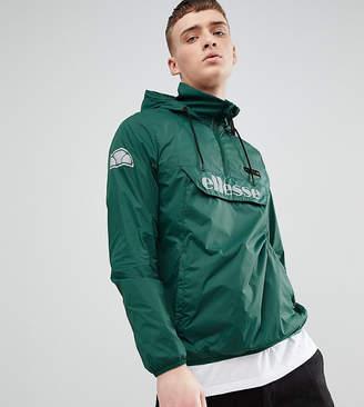 Ellesse Overhead Jacket In Green