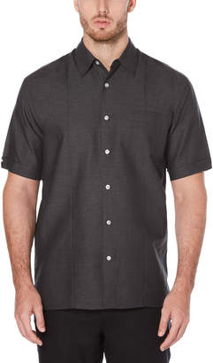 Cubavera Single Pocket Tuck Shirt