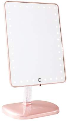 Co Impressions Vanity Bling Touch Pro LED Makeup Mirror with Bluetooth(R) Audio & Speakerphone
