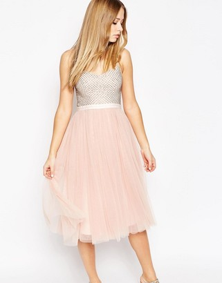 Needle & Thread Eastern Embellished Bodice Coppelia Ballet Dress $211 thestylecure.com