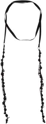 Ann Demeulemeester Dusk Crinkle Beaded Necklace